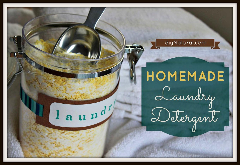 Kako da napravite  deterdžent