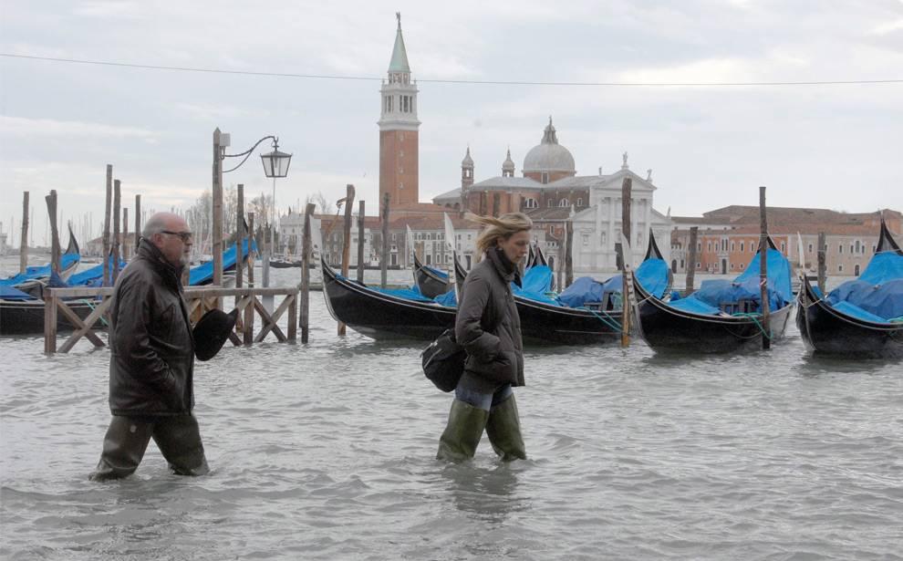 Karneval u Veneciji?